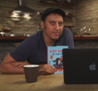 Author Aasif Mandvi