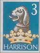 The Harrison family crest