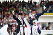 Dujardin wins Grand Prix Special on dramatic day at FEI European Championships in Aachen