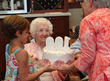 Monarch Landing's Most Senior Resident Turns 100 And Draws Hundreds To Birthday Party