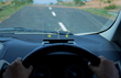 Exploride Launches World's First All in One Heads Up Display for Any Car. Aims to Reduce Distractions While Driving.