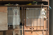 Korean dogs in cage