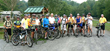 Lawrence Dye Annual Ride on VCT with friends and fellow riders