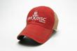 FireDisc® Trucker Hat – Fireman Red