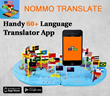 Nommo Translate  - 60+ Language Translator App