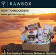 RawBox is the First Subscription Box for the Raw, Plant-Based Community