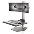Innovative Office Products Introduces Winston Sit-Stand Workstation with New Focal Depth Ergonomic Feature