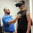Florida Hospital Concussion Testing with Local Athletes