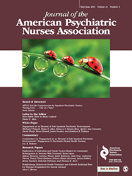 Journal of the American Psychiatric Nurses Association