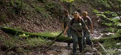 Creek Geeks at a Site in West Virginia