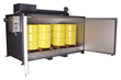 Sahara Hot Box Drum/Tote Oven from Benko Products is Suitable for Class I, Div I Areas