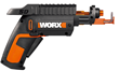 WORX SD SemiAutomatic Driver with Screw Holder.