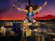 Stratosphere's SkyJump Las Vegas To Celebrate 200,000th Jumper