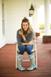 Duck Dynasty Star Sadie Robertson Showcases New Boot Collection At Live Original Live Event