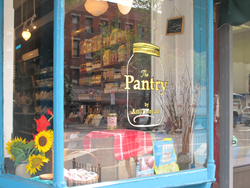 The Pantry by Amy's Bread has opened in NYC's Hell's Kitchen. It offers handcrafted fine foods that pair deliciously with bread, all from purveyors from the New York and Vermont regions.