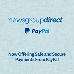 PayPal Payments Now Accepted for Usenet