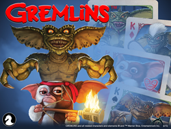 GREMLINS Playing Cards are now live on Kickstarter.