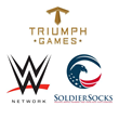 2015 Triumph Games Partners with WWE®