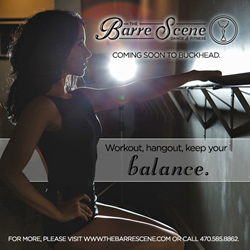 The Barre Scene in Buckhead Atlanta Georgia Katherine Akra