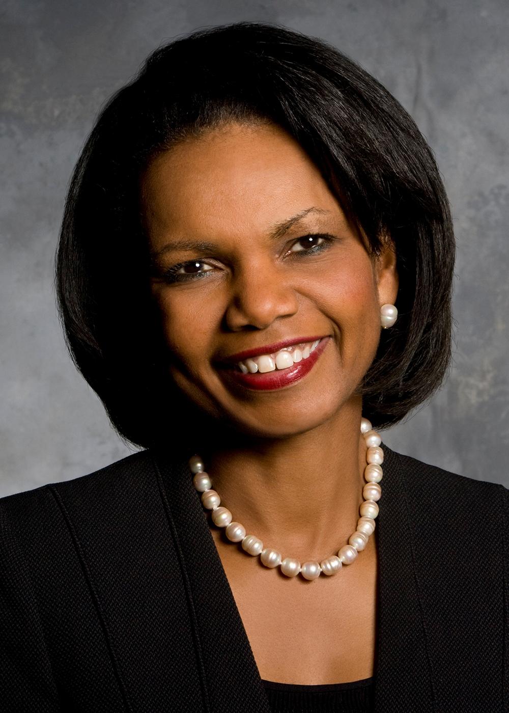 Condoleezza Rice to Serve as High Point University's 2016
