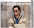 "Mediaplanet's ""Vision & Hearing"" Campaign Taps Key Philanthropists to Empower Those Living with Vision or Hearing Impairment"