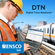 ENSCO, Inc. Awarded Contract with Genesee & Wyoming for Paperless Track Inspection Using Digital Track Notebook