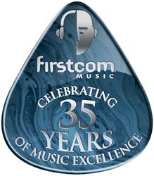 FirstCom Music Celebrates 35th Anniversary