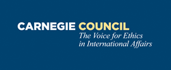 Carnegie Council: The Voice for Ethics in International Affairs