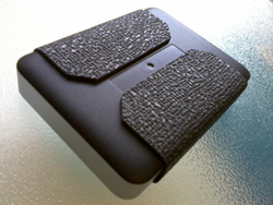 Open Wrap Style with Hard Drive Grip Pad