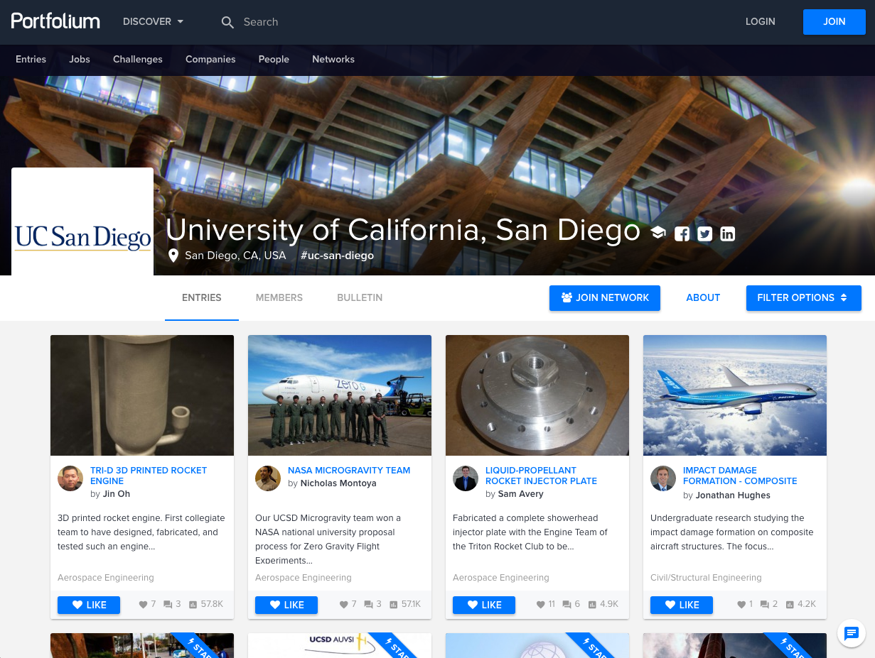 Student Success Platform | Portfolium