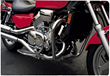 MC Enterprises Full Size Engine Guard for Honda VF750 Magna and Magna Deluxe