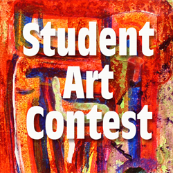 Student Art Contest Logo