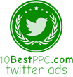 Top Twitter PPC Management Firm February Awards Issued by 10 Best PPC