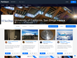 UCSD Exclusive Portfolium Network