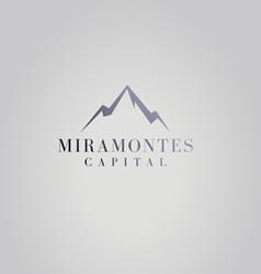 Miramontes Capital Logo
