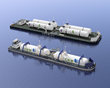 Crowley's Jensen Maritime Develops Two New LNG Bunker Barge Concepts