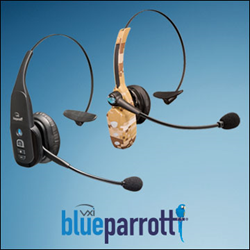 BlueParrott B350-XT and B250-XT+ Wounded Warrior Project Edition Headsets