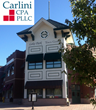 Carlini CPA, PLLC Announces it Relocated to a New Office, Effective August 1
