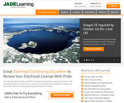 Image of Oregon Electrical Continuing Education Online