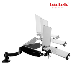 Loctek Laptop Mount