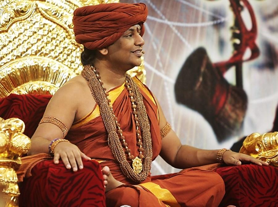 U S  Nri Association Honors Spiritual Guru H H