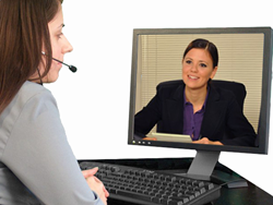 Virtual HR Manager trains job interview skills