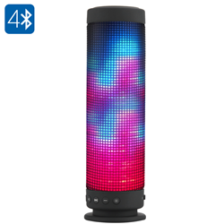 bluetooth 4.0 led speaker