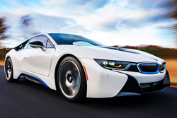 The Classy Bmw I8 Is Now Available For Rent In Las Vegas