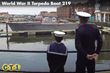 Last remaining World War Torpedo Boat saved with CT1