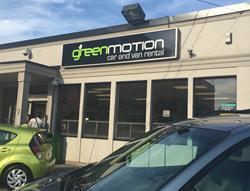 Green Motion Car Rental Toronto, Canada