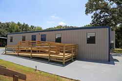 Palomar Modular Buildings Martin's Mill ISD Portable Classroom education construction