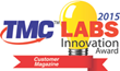 Cyara Receives 2015 CUSTOMER Magazine TMC Labs Innovation Award