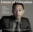 "John Legend Knocks Down Barriers to Learning with Mediaplanet's ""Future of Education"" Campaign"