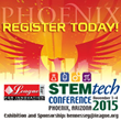 League for Innovation's 2015 STEMtech Conference Registration Now Open